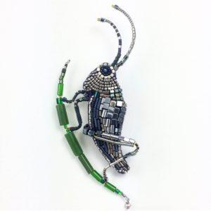 Украшения в виде насекомых
