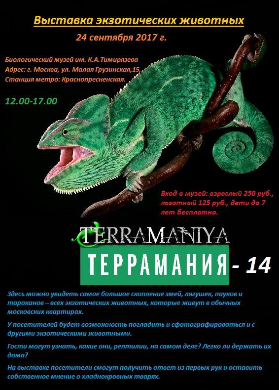 Постер Террамании