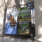 Выставка богомолов в Ростове-на-Дону