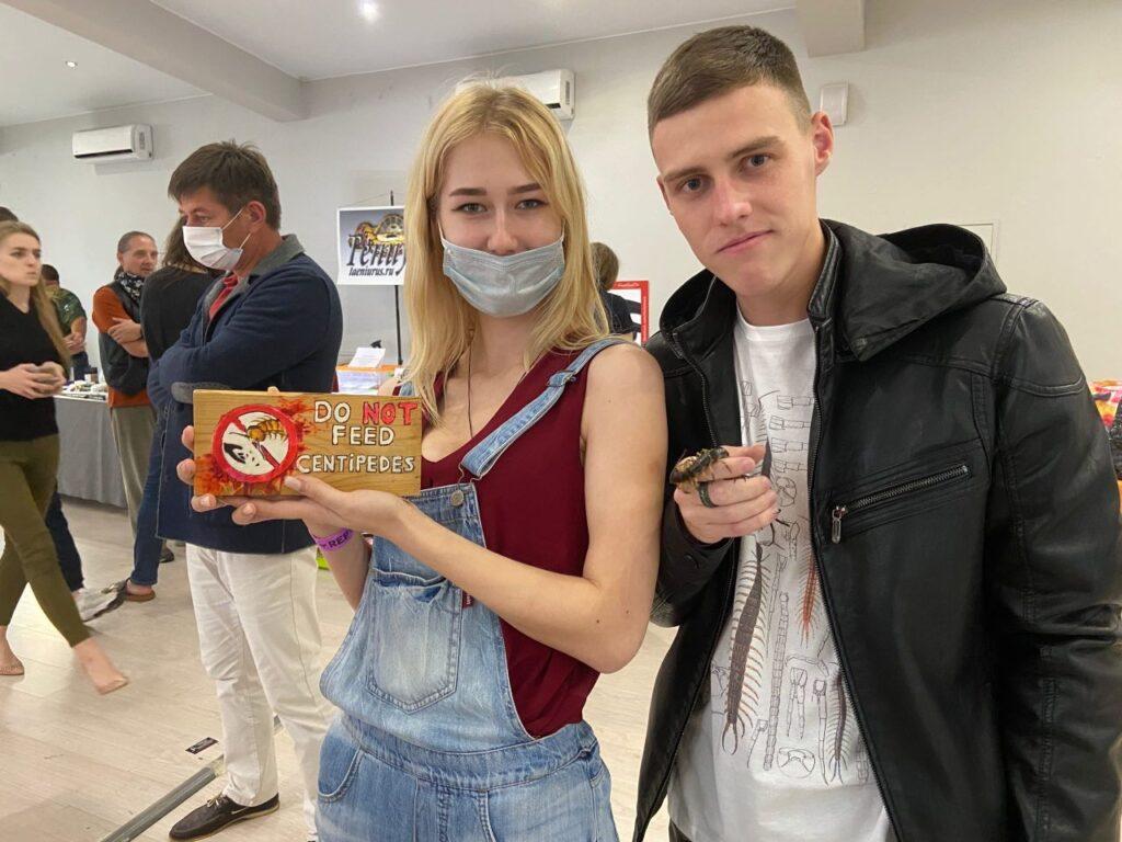 Отчет о выставке Рептилиум, Москва, 4 октября 2020